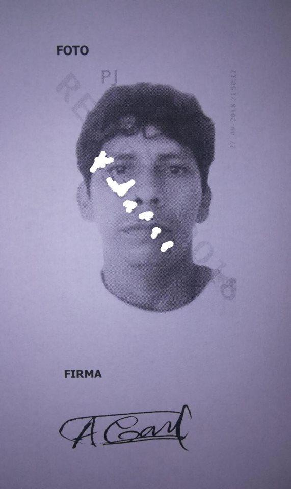Alberto Arirama